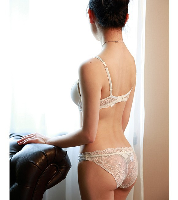 S78 Sweet Sexy Fashion Floral Lace Embroidery Thin Push Up Adjustable Bra And Panty Set Womens Underwear Female Lingerie In Bra Brief Sets From Underwear