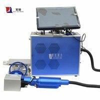 Laser 30w Stretch Marks Machine Hand Held Marking Machine Colour Laser Marking Machine