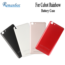 Remanbor For Cubot Rainbow Battery Case Protective Battery Back Cover Fit Replacement For