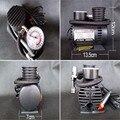 Confiável Moda Novo 12 V Auto Elétrica Compressor de Ar Portátil Tire Inflator Bomba 300 PSI para o Carro Motocicleta Ap9 dropshipping