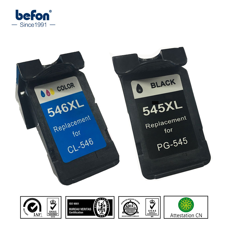 for Canon PG545 CL546 545 546 545XL 546XL Ink Cartridge  Compatible for Canon Pixma MG3050/2550/2450/2550S/2950/MX495 IP2850 3x remanufactured ink cartridge pg245 cl246 pg 245 cl 246 xl for canon pixma mg2520 mg2920 ip2850 inkjet printer