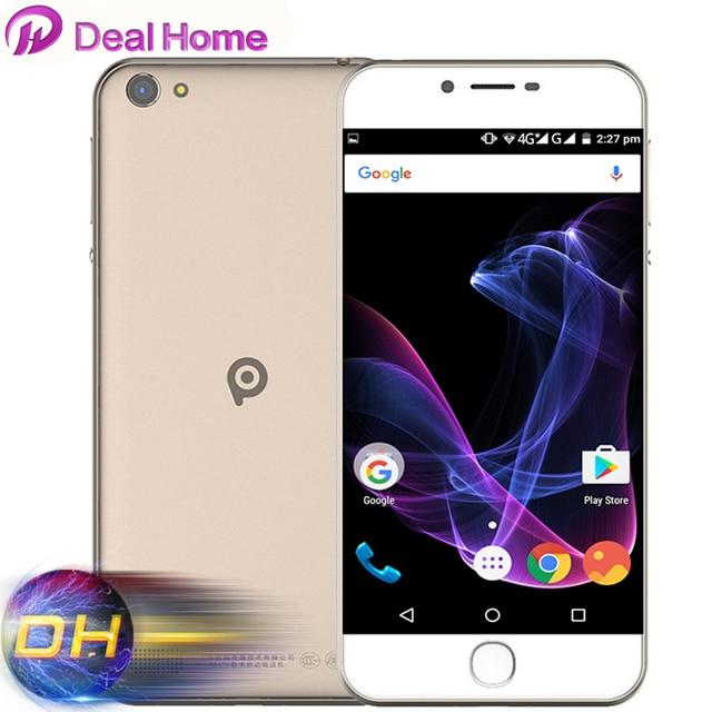 Original PPTV V1 Mobile Phone 2GB RAM 16GB ROM MT6735P Quad Core 5 Inch 4G FDD LTE IPS HD Cellphone 8MP Android Smartphone