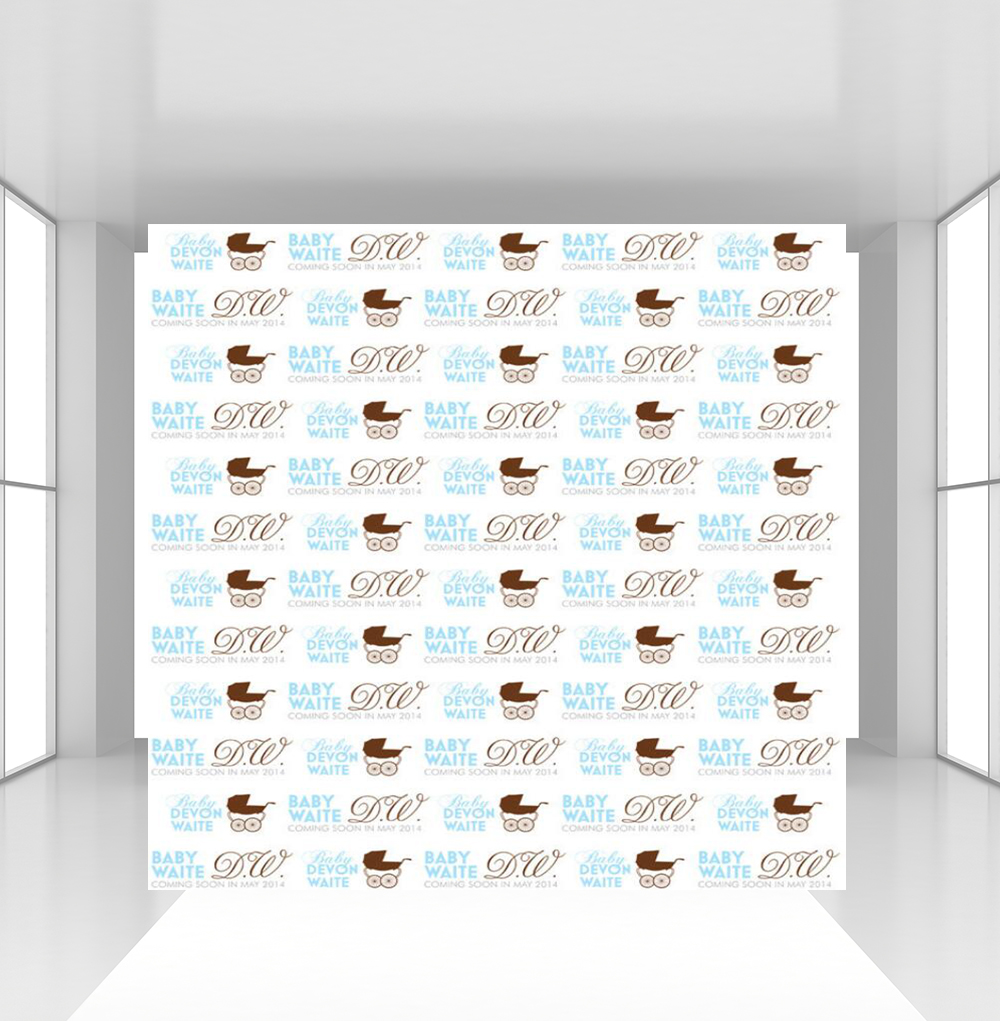 Photography Filming Booth Backdrop Baby Boy Shower Portrait Backgrounds Gender Reveal Party Decor Birthday Party Photo Banner|Background| |  - title=