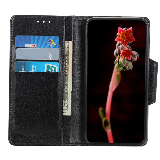 Business Magnetic Leather Wallet Case for iPhone 11/11 Pro/11 Pro Max 5