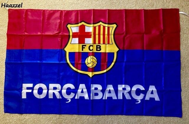 3ee1dd7ac02ee FC Barcelona Flag Banner 3x5 ft Catalanes Spain Soccer Futbol Espanol  Bandera