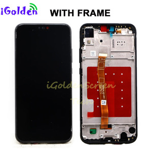 Image 2 - for Huawei P20 Lite LCD Display +Touch Screen Digitizer Assembly with frame for HUAWEI P20 Lite ANE LX1 ANE LX3 Nova 3e lcd