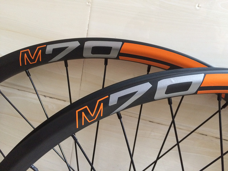 rims mtb carbon 29er Mountain Rim 26er mtb wheels Carbon Rims Clincher Bead Hookless 27.5er Tubeless Compatible wheels 27 5 mtb carbon fiber 650b mtb rim hookless width 35mm 32hole 650b mtb rims tubeless compatible