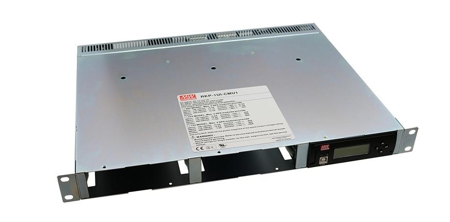 [PowerNex] MEAN WELL original RKP CMU1 meanwell RKP CMU1 1U Rack Mountable Control and Monitor Unit