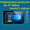 """Temperado film Vidro para Cubo I7book Tablet de 10.6 """"Anti-shatter mix frente além de protetor de Tela de Proteção de filmes HD"""