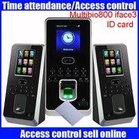 Аппарата контроля доступа по отпечаткам пальцев 125 khz ID карта смарт карта контроля доступа по отпечаткам SilkID датчик Zkteco F21 система посещаемо