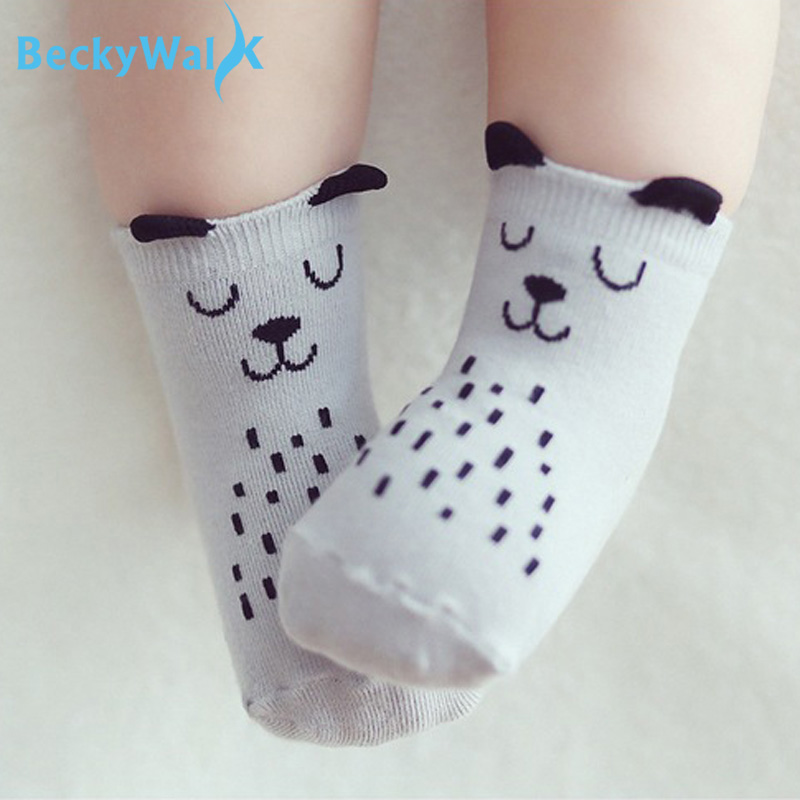 New Spring Baby Socks Newborn Boys Girls Cute Toddler Anti-slip Socks Cartoon Ears Unisex Cotton Socks CSO203New Spring Baby Socks Newborn Boys Girls Cute Toddler Anti-slip Socks Cartoon Ears Unisex Cotton Socks CSO203
