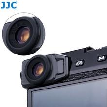 JJC EF XPRO2 Eyepiece For Fujifilm X Pro2 XPro2 Eye Cup 2PCS/LOT Soft Silicone Viewfinder Eyepiece Rubber Camera Eyecup