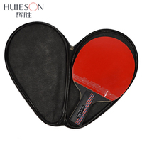 Quality Hybrid Carbon Fiber Table Tennis Racket Blade Double Face Pimples In Racket Rubber Ping Pong