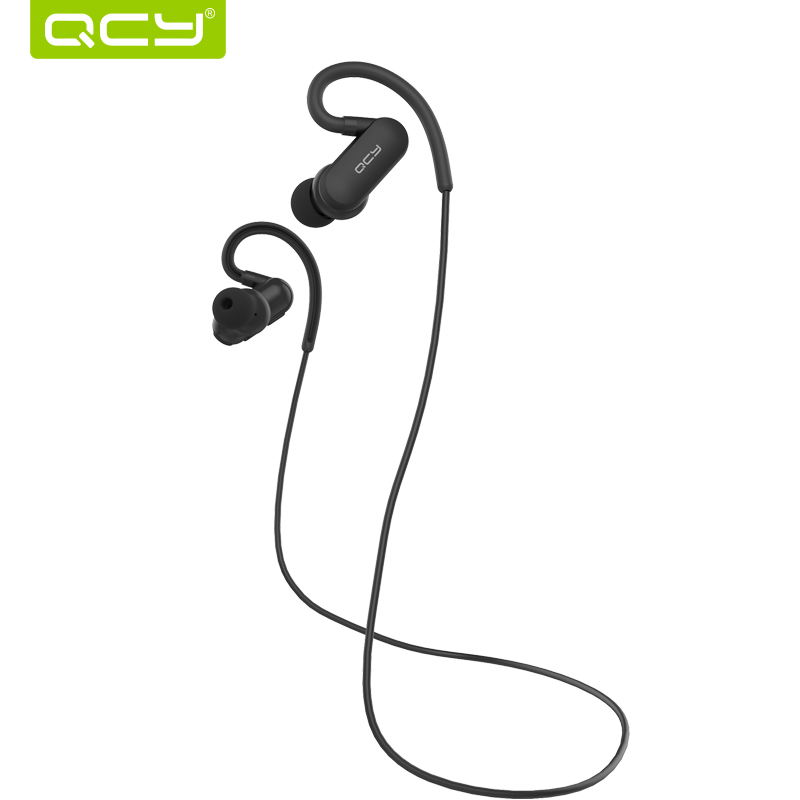 QCY QY31 Bluetooth Earphones IPX4 Sweatproof Earphone Ear Hook Wireless Sports Earbuds with MIC 2