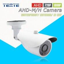 TEATE 2-МЕГАПИКСЕЛЬНОЙ AHD 1080 P Камеры HD AHD-H 2000TVL открытый Водонепроницаемый ИК-CUT для безопасности камеры видеонаблюдения AHD 1080 P dvr система
