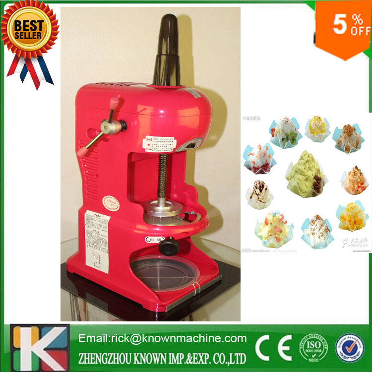 automatic electric taiwanese shaved ice maker used shaved ice machines for sale