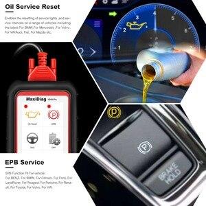 Image 2 - Autel maxidiag md808 pro obd2 ferramenta de diagnóstico do varredor automóvel obd 2 scanner diagnóstico do carro eobd automotivo ferramentas de varredura