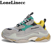 LoneLine Retro Women Men Running Shoes Woman Brand Summer Breathable Sport Shoe For Male Lovers Outdoor Athletic Womens Sneakers msfair women men skateboarding shoes woman athletic shoes brand outdoor athletic sport shoes for men walking womens sneakers