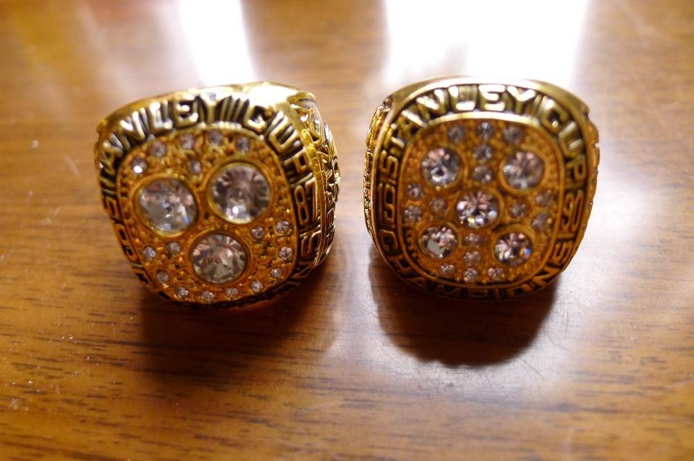 Wayne Gretzky Stanley Cup Rings