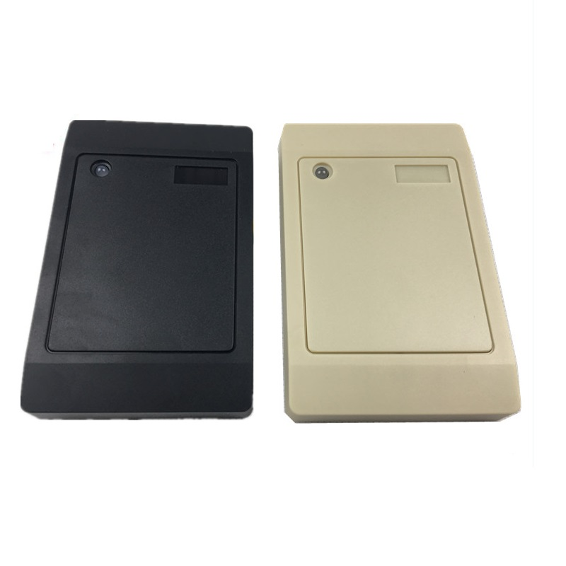 Waterproof Wiegand Wg26 Wg34 RFID IC Card Reader Proximity Reader 125Khz 13.56Mhz ID IC For Access Control System