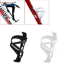 цена на Bike Water Bottle Cage Strong Bicycle Bottle Holder Black and White Color Pack 2pcs