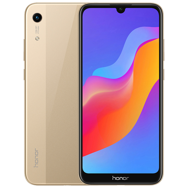 "HUAWEI Honor 8A Smartphone 3GB RAM 64GB ROM Android 9.0 Octa-core Face ID 6.09"" Fullview 4G LTE Cell Phone"