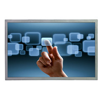 Industrial Touch Monitor 19 Inch Wide Touch Screen Monitor Metal Shell Lcd Monitor With 75 75mm