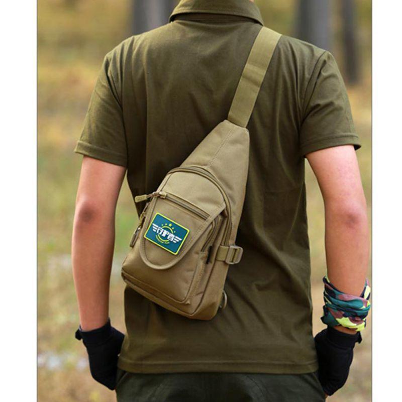 Großhandel Outdoor Rucksack Militärische Sport Brust Pack Schulter ...