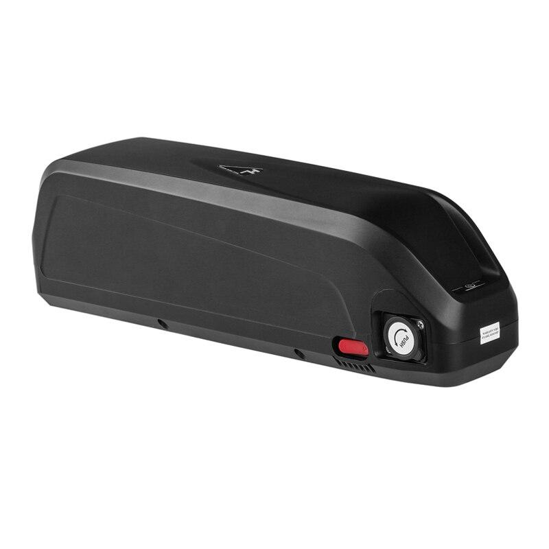 Batterie de vélo électrique 52V 12.8AH LG 3200mah cellule E Batterie de vélo électrique Batterie de vélo électrique avec chargeur 2A Batterie de vélo électrique