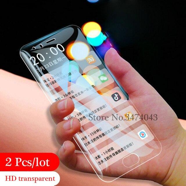 Protector de pantalla de vidrio templado 9H para Xiaomi, Protector de pantalla de vidrio templado 9H para Xiaomi Redmi Mi note 3 pro, 2 unidades por lote