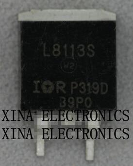 irl8113spbf irl8113s l8113s to 263 rohs original 10 pcs lote kit composicao eletronica frete