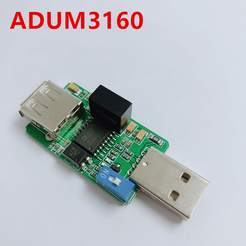 NEW ADUM3160 USB Isolator / USB To Usb/ Industrial Coupling Protective Plate ADUM3160/ADUM4160 Module