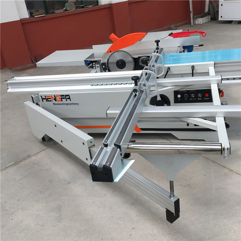 90 Degree High Quality Woodworking Slide Table Panel Saw Machine/wood Cutting Machine/automatic Band Saw