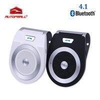 2017 Car Bluetooth Kit T821 Handsfree Speaker Phone Support Bluetooth 4 1 EDR Wireless Car Kit