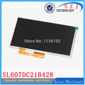 New 7'' inch LCD display MFPC070136V1 AL0203A 00 al0252b SL007DC21B428  LCD Screen for TABLET Free Shipping