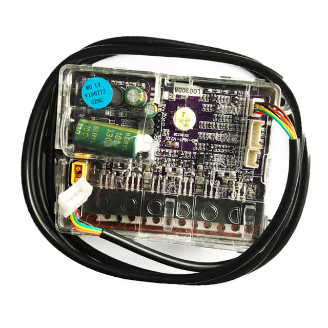 US $41 18 29% OFF|Electric Scooter Skateboard Motherboard Motor Controller  Main Board ESC Circuit Board For Xiaomi M365 DIY Scooter Replacements-in