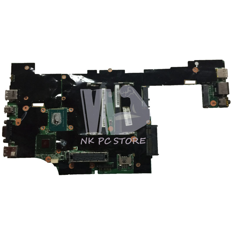 FRU 04X1401 00HM352 04W6686 For Lenovo ThinkPad X230 X230i Laptop Motherboard SR0MY <font><b>I5</b></font>-<font><b>3320M</b></font> CPU DDR3 image
