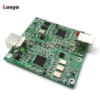 XMOS XU208 USB 384K 32B module I2S SPDIF output,support DSD for es9018 ES9028 ES9038PRO USB DAC for hifi Audio amplifier A6 013