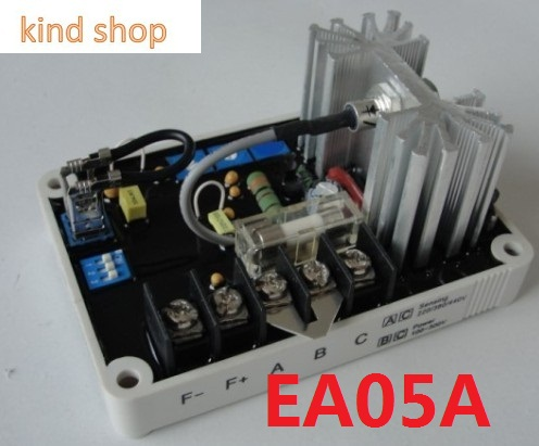 Automatic Generator Voltage Regulator Controller Module AVR EA05A