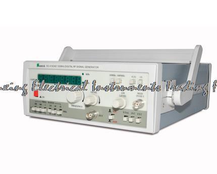 Rapide arrivée SG-4162AD numérique à haute fréquence du signal 10 HZ à 150 MHZ