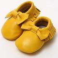 Детские с бантом обувь детская обувь сначала ходунки бренда детские мокасины малыша тапочки осенью детские зима первые ходунки обувь