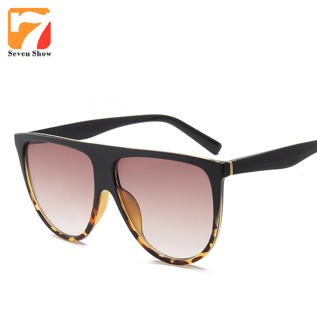 c4690560c71 2017 Luxury Sunglasses Women Fashion Retro Brand Designer Sun Glasses For  Ladies UV400 Mirror Shades Lens
