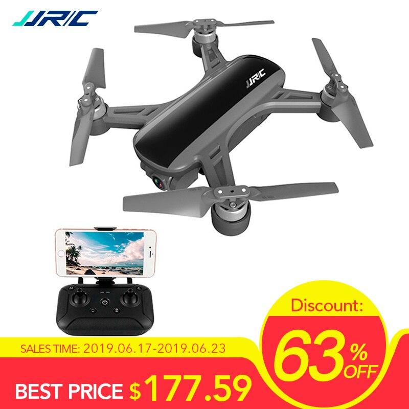 JJRC X9 Heron GPS 5G WiFi FPV avec caméra 1080 P positionnement de débit optique Drone RC quadrirotor RTF