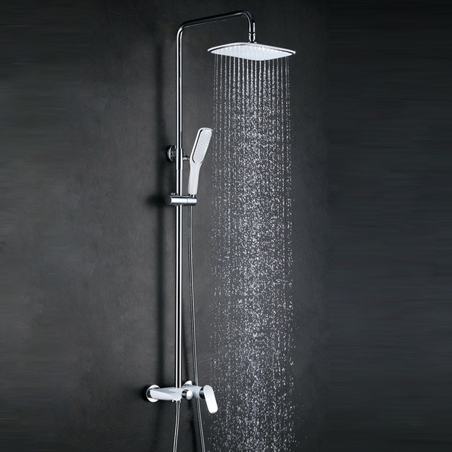 The Best 100+ Black Shower Head And Faucet Image Collections ...