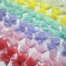 1 Yard 3D Butterfly Lace DIY Trim Ribbon Wedding Dress Bridal Lace Fabric Doll Sewing Accessory Lace Applique Handmade Crafts