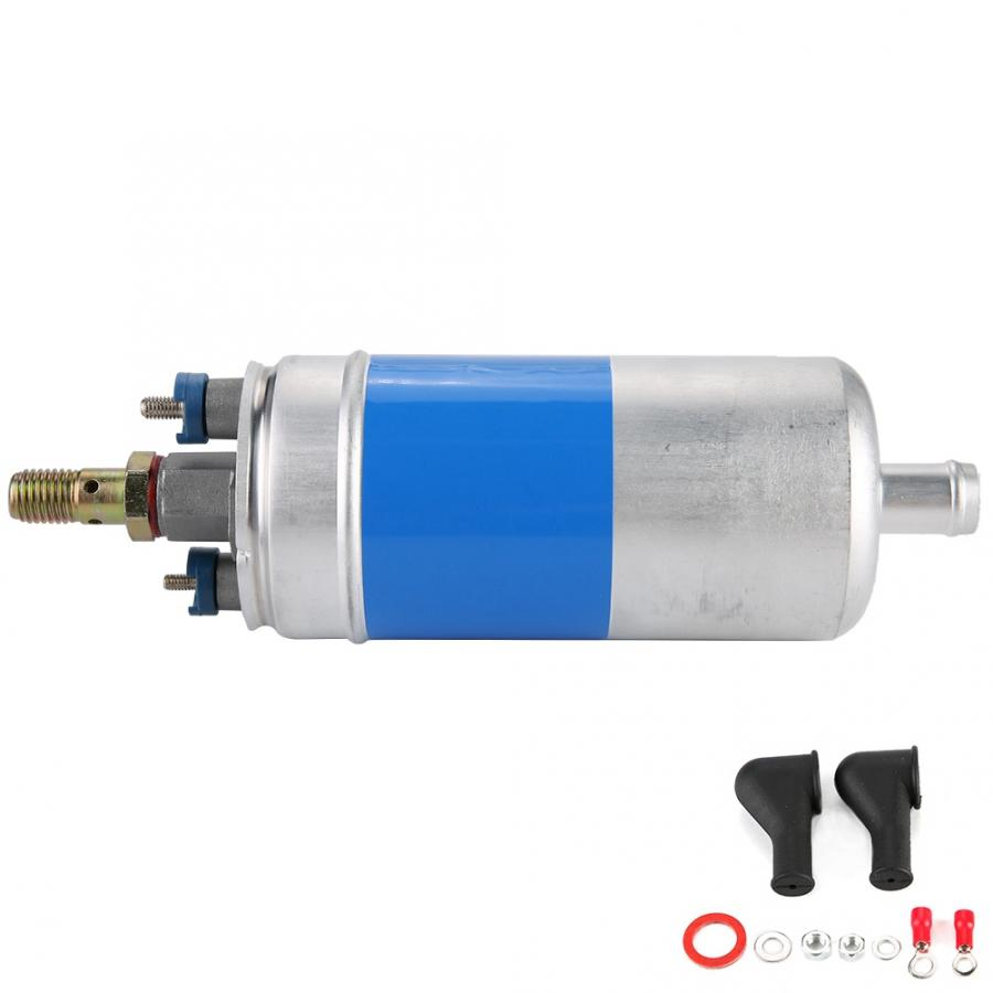 Haute puissance 255 LPH réservoir externe pompe à carburant pompe d'injection de carburant pompe à essence pompe à essence assemblée 0580464029/0580464044