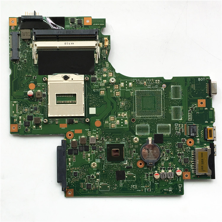 Free Shipping New For Lenovo G710 DUMB02 UMA Main Board REV:2.1 Notebook Motherboard все цены