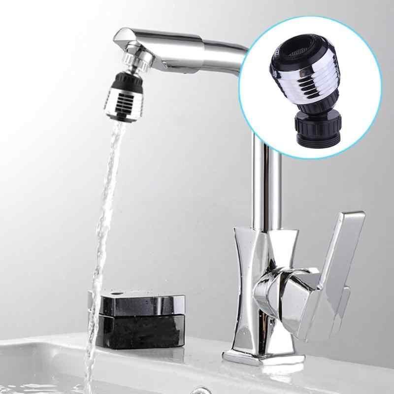 ユニバーサルプラスチック蛇口ノズル 360 ロータリー台所の蛇口シャワーヘッド抗スプラッシュ水タップフィルターキッチン浴室付属品