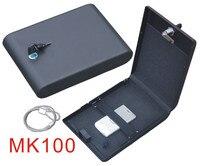มินิลับกล่องกล่องฟิวส์กล่องเครื่องประดับมือถือกล่องเก็บรถปลอดภัยMK100