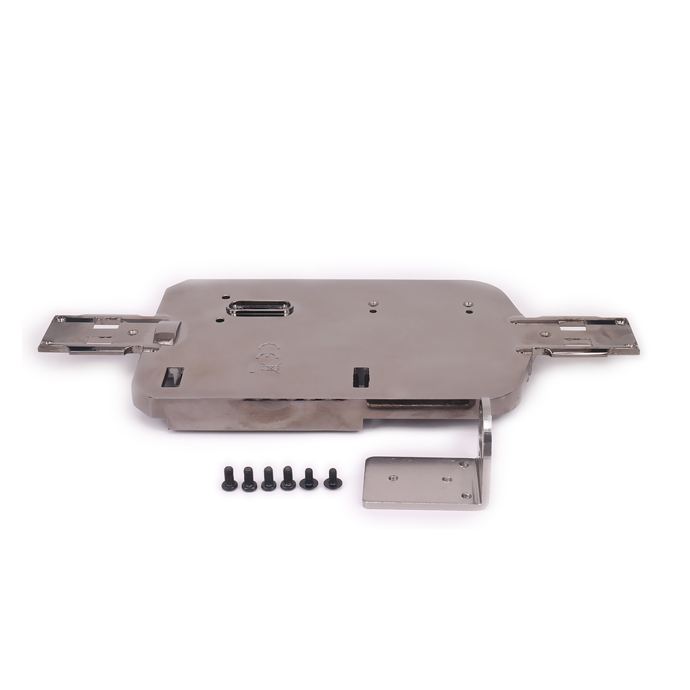 Alloy Plating Shiny Chassis Under Body For Rc Hobby Model Car 1/18 Wltoys A959 A969 A979 K929 Hopup Parts A580050 A949-03